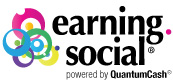 Earning Social powered by QuantumCash